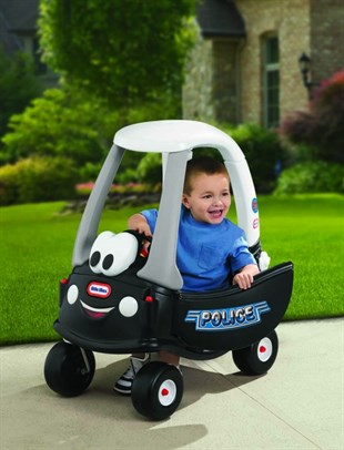 Little Tikes Binilebilir Cozy Coupe Polis